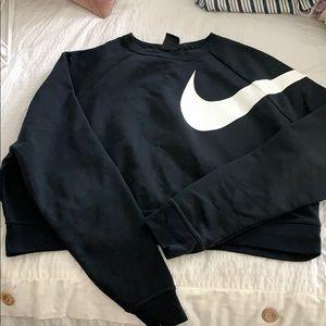 Nike crop sweater